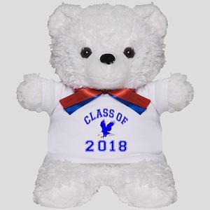 Class Of 2018 Eagle Teddy Bear