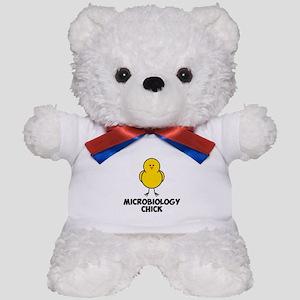 Microbiology Chick Teddy Bear