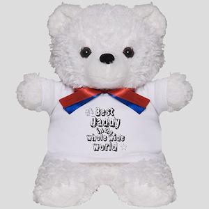 Best Daddy Teddy Bear