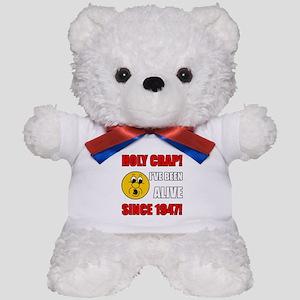 Hilarious 1947 Gag Gift Teddy Bear