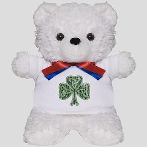 Vintage Trinity Shamrock Teddy Bear