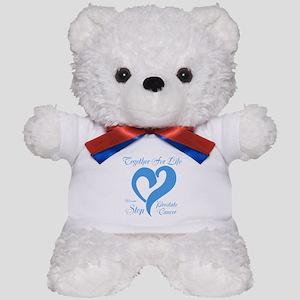 Stop Prostate Cancer Teddy Bear