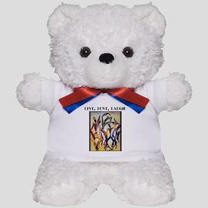 Live, Love, Laugh  Teddy Bear
