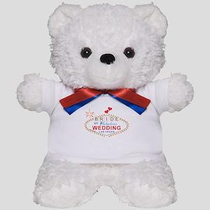 Vegas Bride Teddy Bear