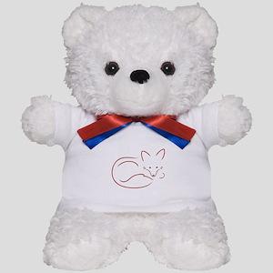 Vulpes Vulpes Teddy Bear