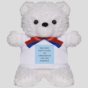 birthday joke Teddy Bear