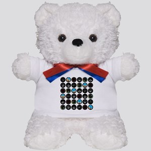 Flight Instruments Teddy Bear