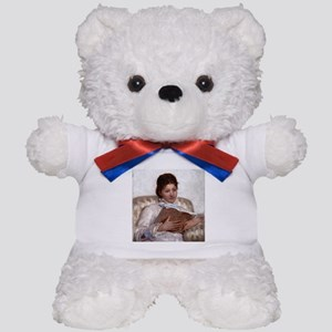 Mary Cassatt The Reader Teddy Bear