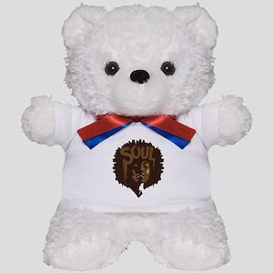Soul Fro Teddy Bear