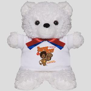 Ms. Super Foxy Teddy Bear