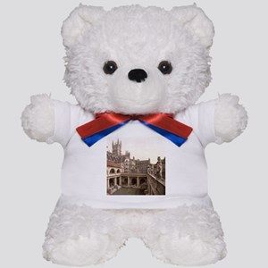 Roman Baths and Abbey Teddy Bear
