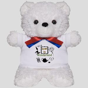 Lost in Wonderland Teddy Bear
