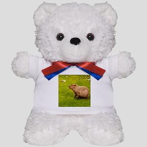 Capybara Teddy Bear