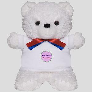 Pink Kindness Pass It On Teddy Bear