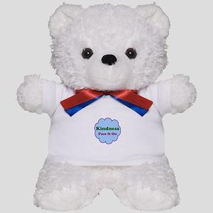 Kindness Pass It On Teddy Bear