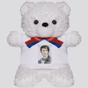 Mr Darcy Of Pemberley Teddy Bear