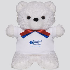 International Sarcasm Foundation Teddy Bear