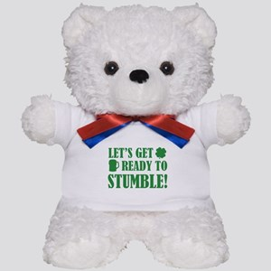 Let's get ready to stumble! Teddy Bear