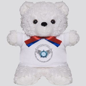 Supernatural protection Symbal Wings 03 Teddy Bear