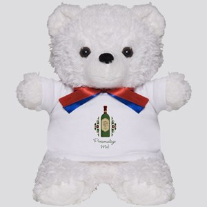 Customizable Birthday Teddy Bear