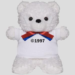 COPYRIGHT 1997 Teddy Bear