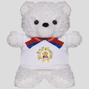 In Love You Are My Sunshine Teddy Bear