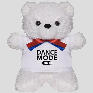 Dance Mode On Teddy Bear