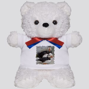 Puffin Tee Teddy Bear