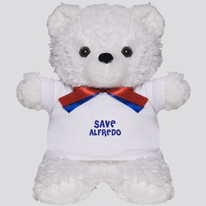 Save Alfredo Teddy Bear
