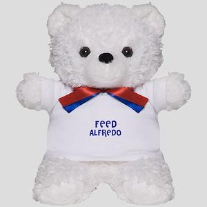 Feed Alfredo Teddy Bear