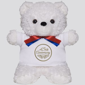 45th Anniversary Teddy Bear