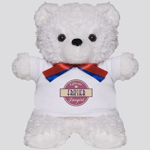 Official Frasier Fangirl Teddy Bear