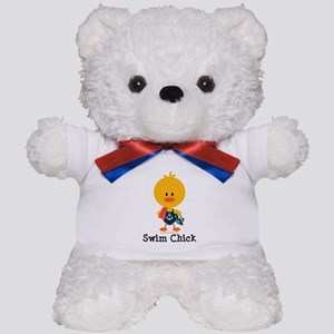 Anchor Swim Chick Teddy Bear