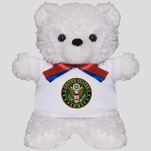 U.S. Army Symbol Teddy Bear