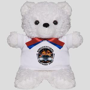 Supernatural Wayward Sons silver Teddy Bear