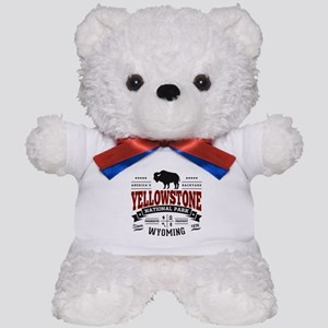 Yellowstone Vintage Teddy Bear