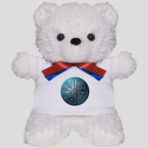 Music Makes the World Go Round Teddy Bear