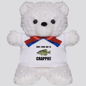 Hope Day Is Crappie Teddy Bear