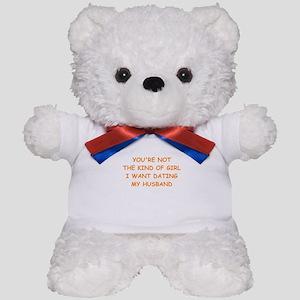 dating Teddy Bear