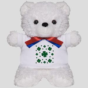 Shamrocks Multi Teddy Bear