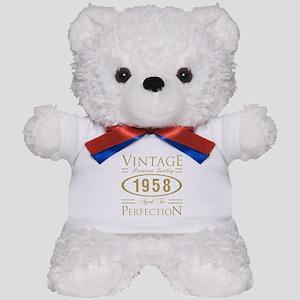 Vintage 1958 Premium Teddy Bear
