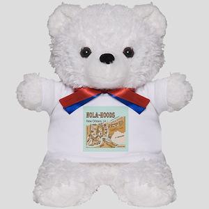 NOLA-Hoods Teddy Bear