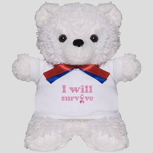 I will survive cancer Teddy Bear