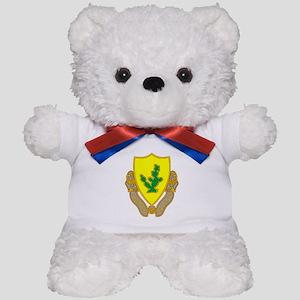 12th Cavalry Teddy Bear