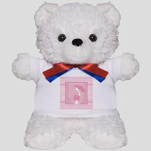 pink pregnancy Teddy Bear
