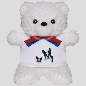 Dog 128 Boston Terrier Teddy Bear