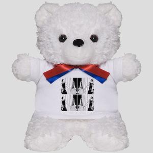 1920s flapper 2 Teddy Bear