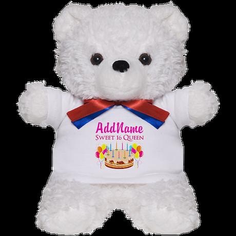 CELEBRATE 16 Teddy Bear