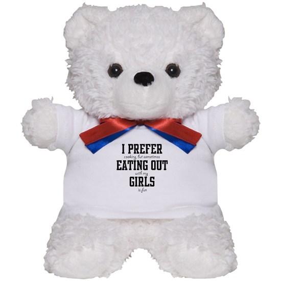 Bi girls Bear