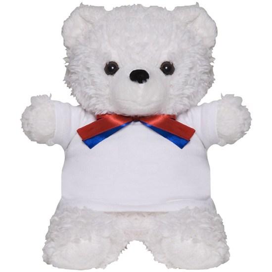 31 Year Old Birthday Cake Teddy Bear 11x11birthday31